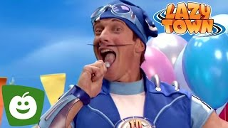 Lazy Town | Happy Brush Day