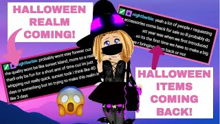 Autumn Town Is Finally Here Reacting To Autumn Town Royale High Brand New Update Roblox - Royale High Secrets At Next New Now Vblog