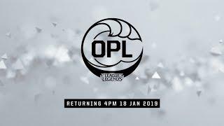 Oceanic Pro League - OPL