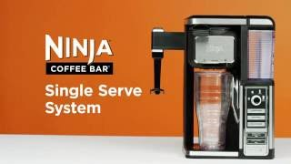 Ninja Coffee Bar® Single-Serve System
