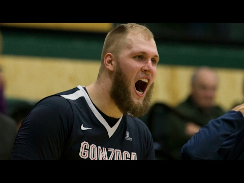 Gonzaga Center Przemek Karnowski Devours Saint Mary's | CampusInsiders