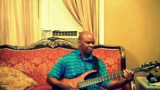 The Gift  / Donald Lawrence ---- Bass Cover by Bsmooth512