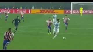 Goal Angel Di Maria Argentina vs Paraguay 6-1 Copa America 2015