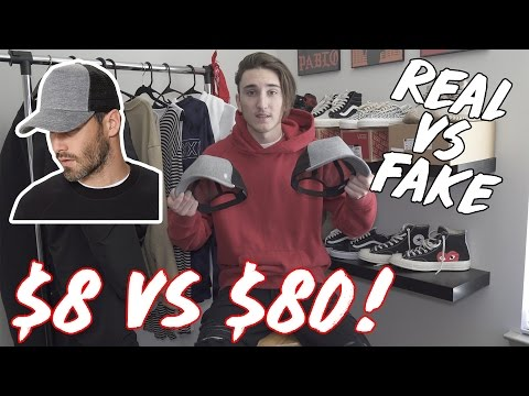 James Perse Real Vs Fake! $8 vs $80 | Review