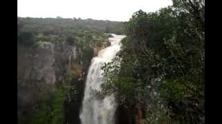 preview picture of video 'La cascata de  Lu tuvu in Santa Maria Coghinas, Sassari, Sardegna. 15-3-2013'