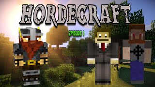 A New Beginning | Rated R Minecraft | Horde Craft EP:1