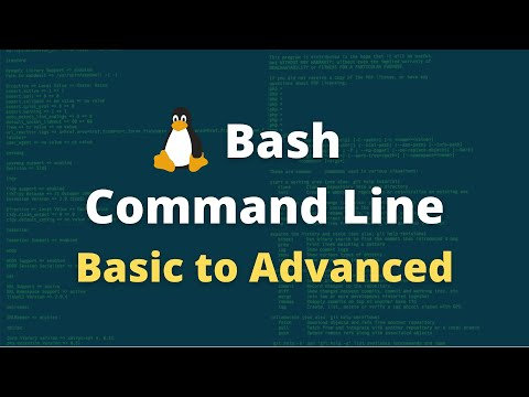 Linux Command Line Full course: Beginners to Experts. Bash Command Line Tutorials