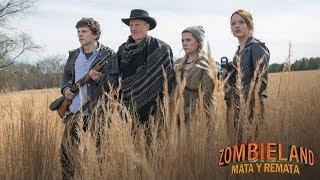Sony Pictures Entertainment ZOMBIELAND: MATA Y REMATA. Un día perfecto en Zombieland. En cines 18 de octubre anuncio