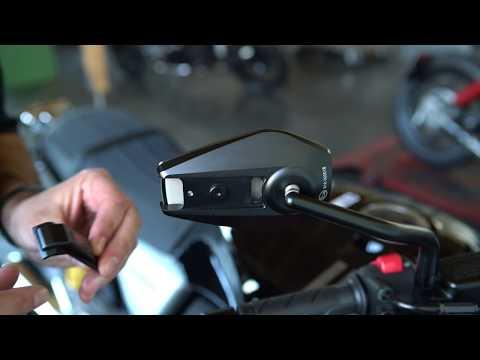 Motorradspiegel 'epo' von ABM Fahrzeugtechnik GmbH