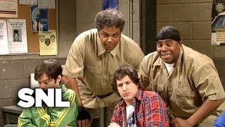 Scared Straight: Trespassing with Charles Barkley - SNL