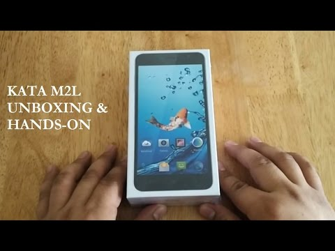 Kata M2L Unboxing and Hands-on
