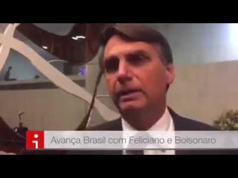 Jair Bolsonaro e Marcos Feliciano em Entrevista a Grupo Maçom