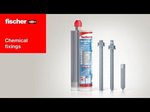 Fischer FIS EM Plus 390 S Injection Mortar