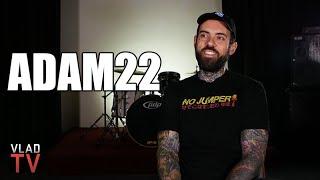 Adam22 on Trippie Redd Pouring Water on Him After Tekashi 6ix9ine Question (Part 7)