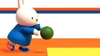 Miffy | Miffy Goes Bowling! | New Series! | Miffy