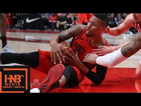 Washington Wizards vs Portland Trail Blazers Full Game Highlights / Week 8 / Dec 5