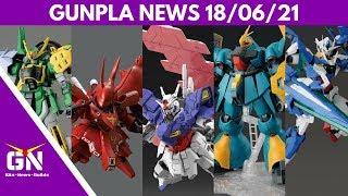 Gunpla News: Gundam Moon, SDCS, Jiyan Altron, Jagd Doga, Quanta