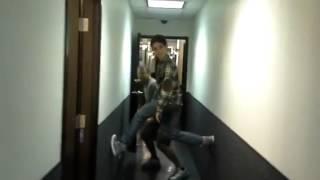 Cameron Boyce - Hallway Ninja's