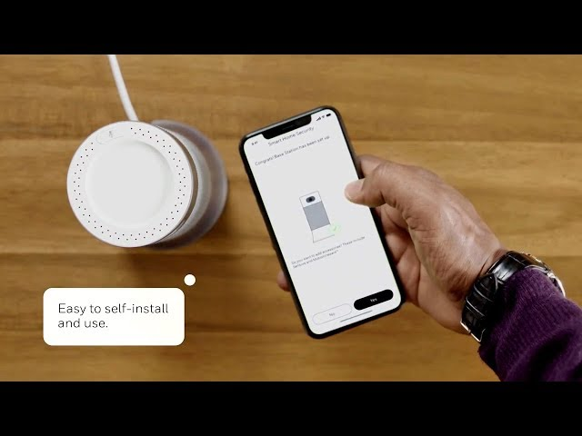 What is the Honeywell Smart Home Security and how does it work?