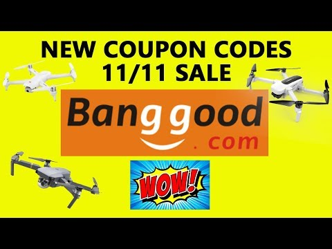 , title : 'BANGGOOD ANNUAL 11/11 SALE - NEW COUPON CODES & SALES'