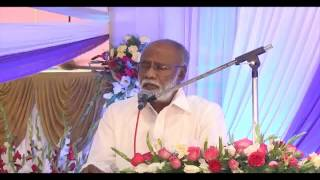 """"""" How to lead a Happy and Spiritual Married Life"""" A Christian Telugu Message by Rev.Dr.S.Raja Sekhar"""
