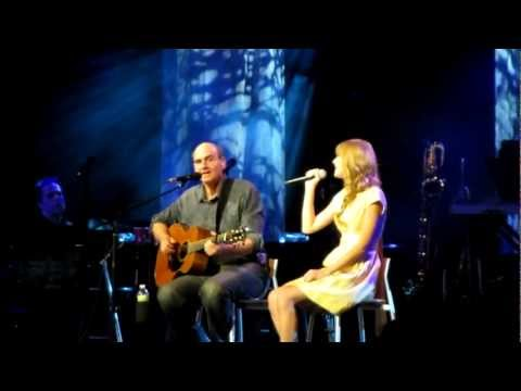 """Fire and Rain"" (with Taylor Swift) at Tanglewood"