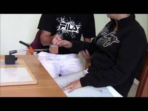 Perforazione del ginocchio
