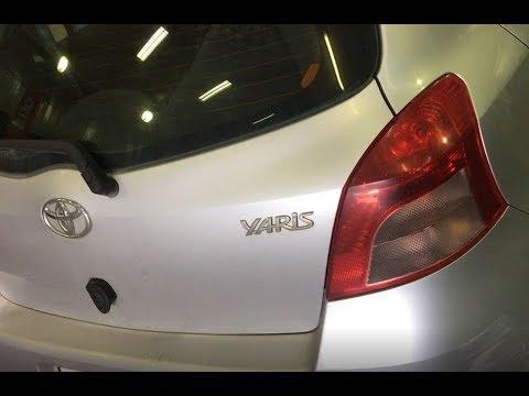 Тойота Ярис, ремонт кондиционера. Воскрешение трубок и радиатора!