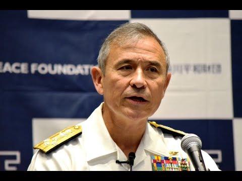 ハリー・ B・ハリス・ジュニア 米国太平洋軍司令官講演会「A View From The Pacific」
