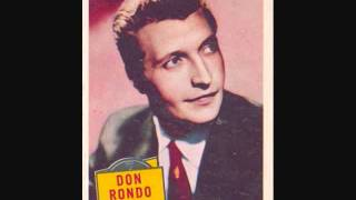 Don Rondo - White Silver Sands (1957)