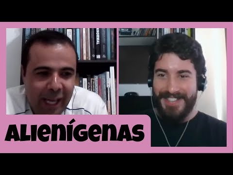 Lives Psíquicas #1 Alienígenas (feat. Leonardo Martins)