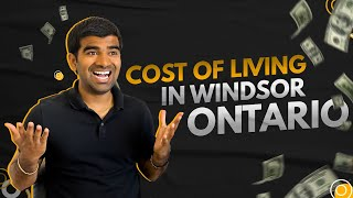 COST OF LIVING IN WINDSOR ONTARIO