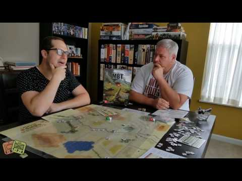 Review: MBT (2nd edition) from GMT Games - The Players' Aid