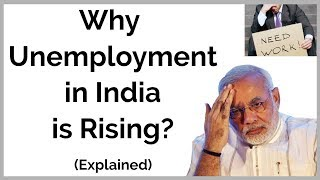 Why Unemployment in India is Rising? CNN News18 | Episode 31