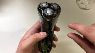 Best Men's Electric Shaver? Hatteker Electric Shaver Rotary Razor Review