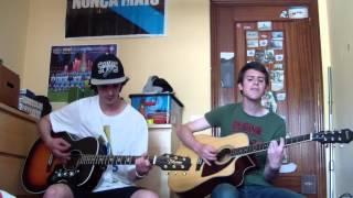 Deltoya- Extremoduro ( Román y Manel acoustic cover)