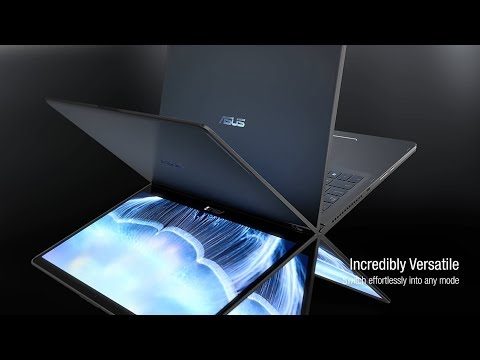 The Powerful and Elegant Convertible Laptop - ZenBook Flip 15 | ASUS