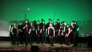 UBC A Cappella - 'Monks' - Frank Ocean