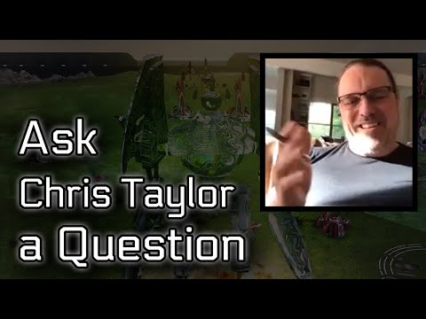 Ask Chris Taylor a Question