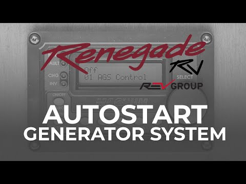 Auto Start Generator System (AGS)