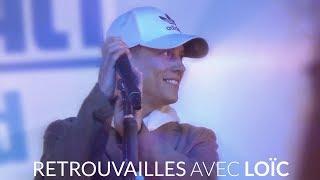 RETROUVAILLES AVEC LOÏC CHEZ RADIO CONTACT
