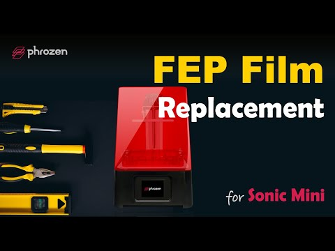 FEP Film Replacement