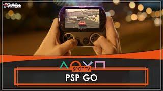PSP - Lancio PSPgo - Spot TV Italia (2009)