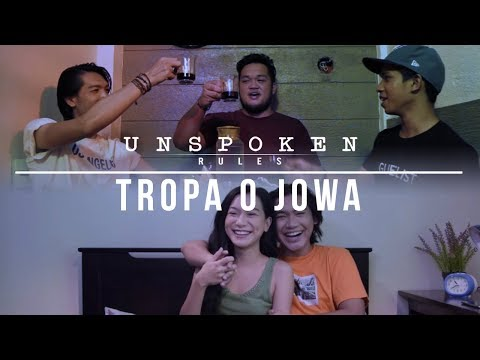 "Unspoken Rules S4: ""Away Magjowa"""