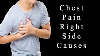 Chest Pain Right Side Causes   Top 5 Causes of Right Side Chest Pain