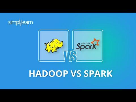 Hadoop vs Spark | Hadoop And Spark Difference | Hadoop And ...