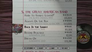 Guitar Hero Aerosmith songlist
