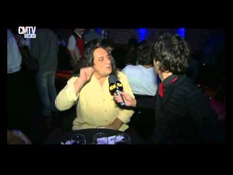 Omar Mollo video Entrevista Entrega de nominaciones - Carlos Gardel 2015