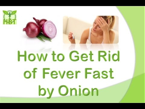 How to Get Rid of Fever Fast | by Onion | Health Tips