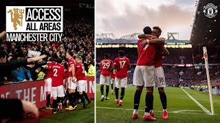 Manchester is Red!   Access All Areas   United 2-0 City   Premier League